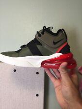 Kids Nike Air Force 270 (Gs) Size 4.5Y (Aj8208 200) No Box Top