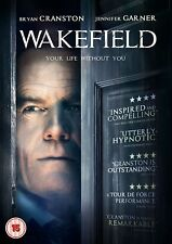 Wakefield [DVD]  Bryan Cranston (Breaking Bad, Malcolm in the middle) New movie