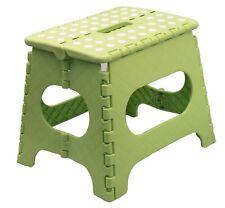 Klapphocker Grün Klappstuhl Kinder Kinderzimmer Sitzhocker Falthocker Hocker NEU