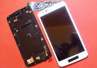 DISPLAY LCD+TOUCH SCREEN+COVER FRAME PER LG OPTIMUS K7 MS30 L675 BIANCO CORNICE
