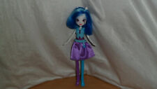 little doll with blue hair