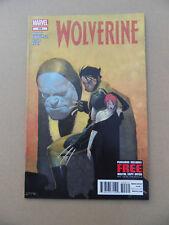 Wolverine  (vol 4) 309 . Marvel 2012 . VF