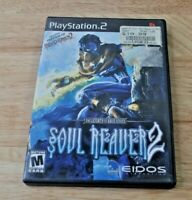 PS2 Soul Reaver 2  (Playstation 2) Complete With Case And Manual