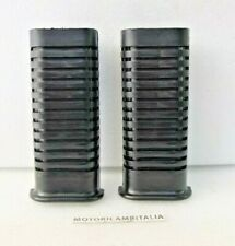 ITALIAN OLD VINTAGE MOPED MINIBIKE RUBBER FOOTPEG DRIVER PASSENGER 14 X 110