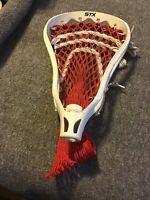 STX Lacrosse Goalie Head used