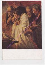 CP ART TABLEAU JACOB JORDAENS Les Evangélistes