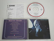 WARREN ZEVON/WARREN ZEVON(ELEKTRA WPCP-4151) JAPAN CD ALBUM