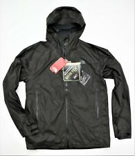 The North Face HyperAir GORE-TEX Jacket Men's Size Large New Black Waterproof