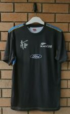 New Zealand Black Caps Mens Canterbury Ccc Training Shirt Size Medium Ford