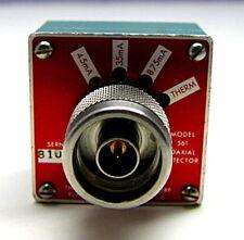 Narda 561 N(F) Coaxial Detector Mount 0.5-10 GHz