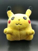 "Vintage Fat Pikachu 7"" Tall Plush Pokemon Official Nintendo"