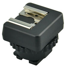 Sony Multi Interface Shoe Mis to Universal Shoe Adapter for Sony Camcorders