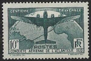 FRANCE - TRAVERSEE DE L'ATLANTIQUE SUD N° 321 NEUF *