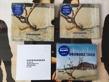Soundgarden - Burden In My Hand   1996  2 x CD +poster