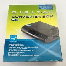 Energy Star Digital Stream Digital to Analog Converter Box