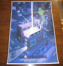 Laurent Durieux GHOSTBUSTERS Alternative Movie Poster Print Mondo Bill Murray