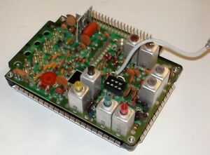 Motorola Micor Spectra High Band 800Mhz BaseStation VHF Exciter Board with Cover