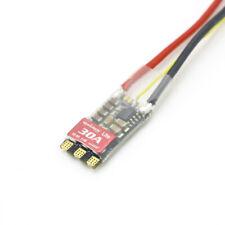 Gemfan Maverick Lite 30A 2-6S BLHeli 32bit DSHOT1200 Brushless ESC for Rc FPV