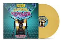 Borderlands Claptastic Voyage Vinyl Record LP Video Game Music Yellow Variant