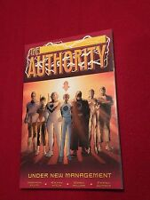 The Authority Under New Management Graphic Novel Book DC Wildstorm Comics