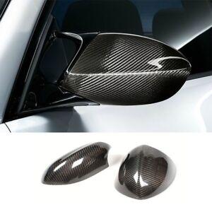 Bmw Carbon Mirror Cover for BMW M3 E90 E92 E93 1M Add on style