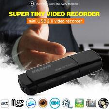 HD 1080P USB Spy Camera Stick Hidden Motion Detection Night Vision DVR Recorder