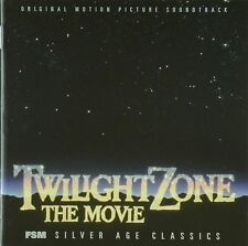 CD - Jerry Goldsmith - Twilight Zone: The Movie -Soundtrack - A864