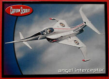 CAPTAIN SCARLET - Card #66 - Angel Interceptor - Cards Inc. 2001