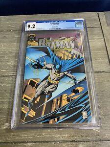 """CGC 9.2 DC COMICS """"Batman"""" #500 Collector's Edition"""
