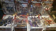Transformers Generations Starscream Skywrap Thundercraker Japan complete set NEW