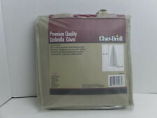 Char Broil Out Door Patio Umbrella Cover Fits Umbrellas Up To 9 In Diameter