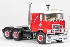 Drake Z01500 - MACK F700 6x4 Prime Mover Mack Red - Scale 1:50