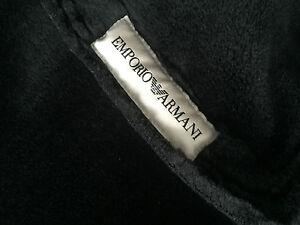 Emporio Armani Fall / Winter coat. Made in Italy . Size 52