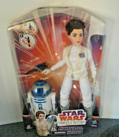 Star Wars Forces Of Destiny Princess Leia Organa And R2-D2 Action New
