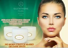 GLUTAX MIRACLE WHITENING BODY CREAM 500ml For 6-8 Weeks