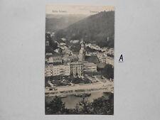 Postkarte Ansichtskarte Sachsen.Sächs.Schweiz.Schandau