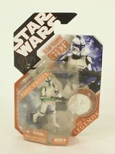 Star Wars 30th Anniversary Collection  Clone Trooper Officer Green MOC