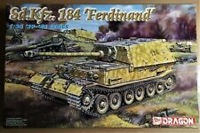 DRAGON 6133 - Sd.Kfz.184 'FERDINAND' - 1/35 PLASTIC KIT NUOVO