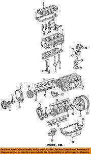 GM OEM Camshaft Cam-Tensioner 12363192