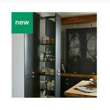 PULL OUT TALL LARDER UNIT WITH 5 BASKETS FOR 300MM (30cm) B&Q Goodhome NEW