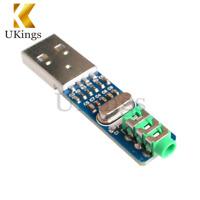 PCM2704 Mini USB Powered Sound Card 5V DAC Decoder Board For PC Computer