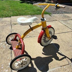 Vintage 'THE RALEIGH' Trike Nottingham England 1970s 1980s Bike All Original