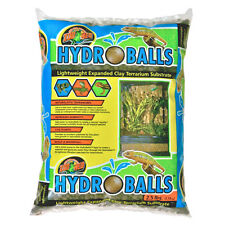 ZooMed HYDROBALLS 1.13kg hydro balls reptile terrarium clay substrate Bio Active