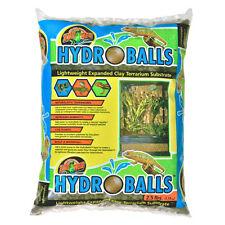Zoomed bolas Reptil Terrario hydroballs 1.13kg Hydro sustrato de arcilla Bio Active