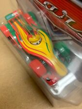 2013 Disney Pixar CARS 2: RIP CLUTCHGONESKI (#8 of 17) World Grand Prix Series