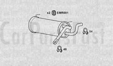 EXGM6285 EXHAUST REAR SILENCER +3Yr Warranty