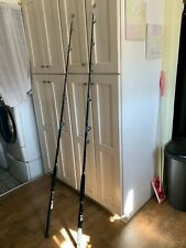 Tuna Rods 2 pack New  Calypso Blue Fin 6' 30-80 lb. Heavy Action Trolling Rod