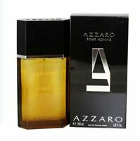 AZZARO POUR HOMME 6.7 oz EDT eau de toilette spray Men's Cologne 200 ml NEW NIB