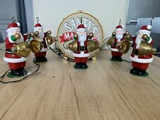 More details for mr christmas santa's marching band