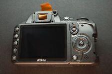 Rear Cover Case Assembly Original Part+ Key button For Nikon D3100 Camera A1150